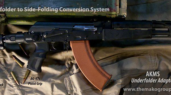 Fab Defence Style GK- MAG AK47 magazine housing stock FULL