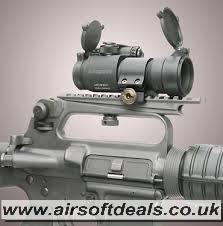 Full Metal M4 Carry Handle 1