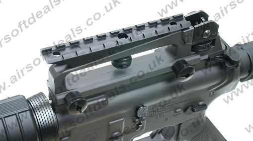 Full Metal M4 Carry Handle 2
