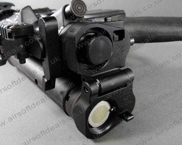 M4 M16 folding stock adaptor 1