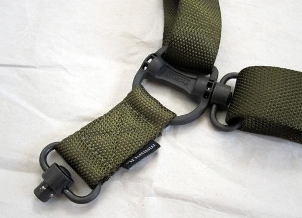 Magpul Style MS4 Sling Green