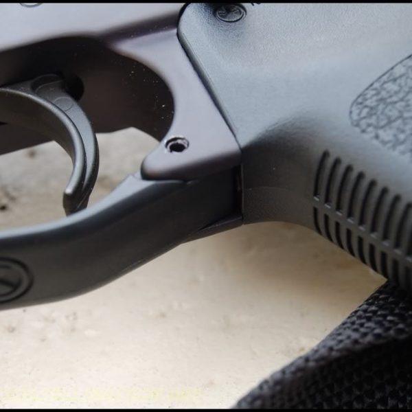 Magpul Trigger Guard GBB BLK 1