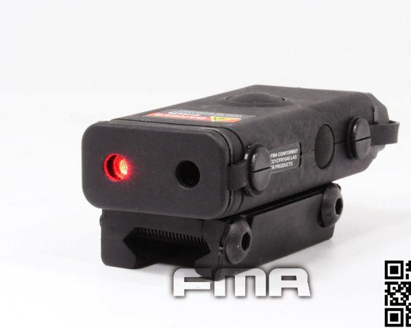 PEQ 10 Red Laser And Flashlight BLK 2