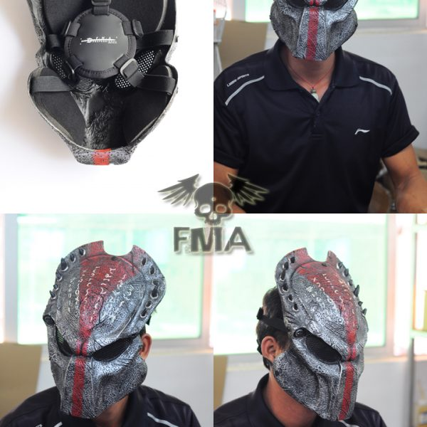 Predator Mask 3