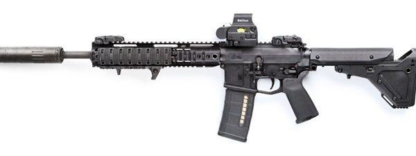 XTM Handstop BLK Rifle