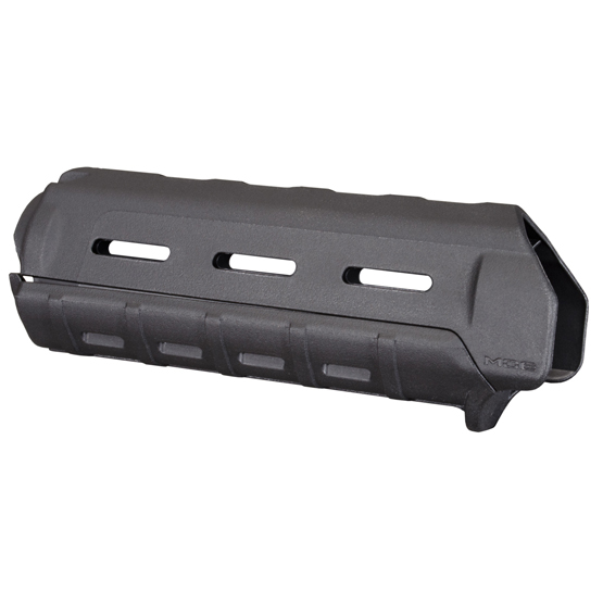 airsoft assault rifle handguard in black