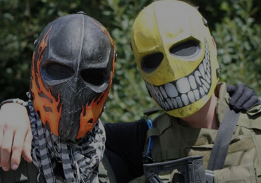 Airsoft Store Competition with lottery
