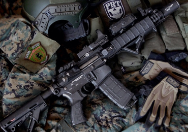 Airsoft website with airsoft guns and accessories