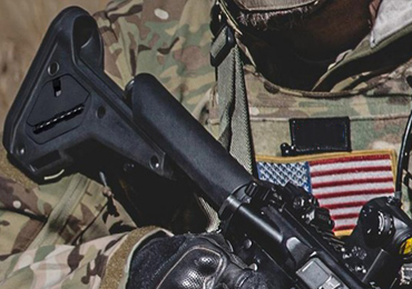 Magpul UBR stock for airsoft