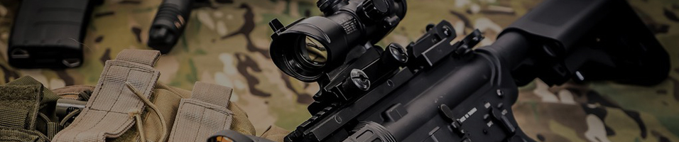 Banner showing airsoft deals