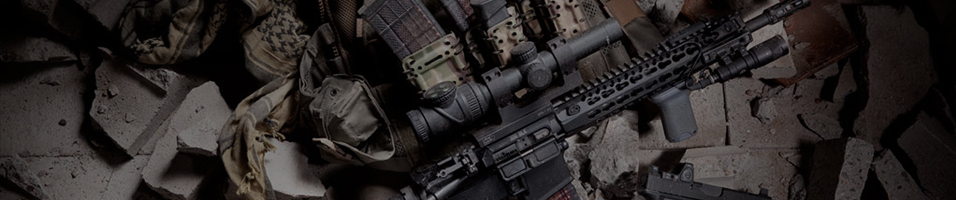 A banner which shows the discounts for airsoft accessories